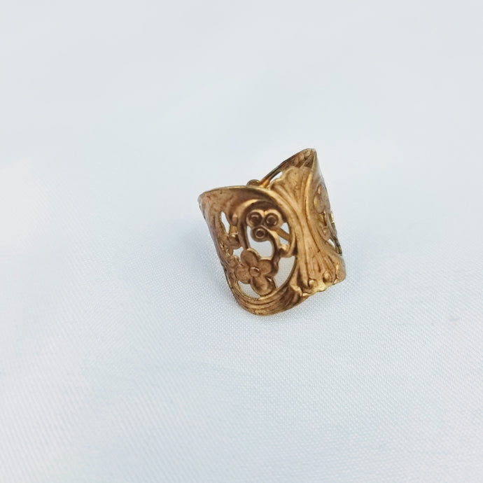 The Desire Ring | Gold - FYU DESIGNS
