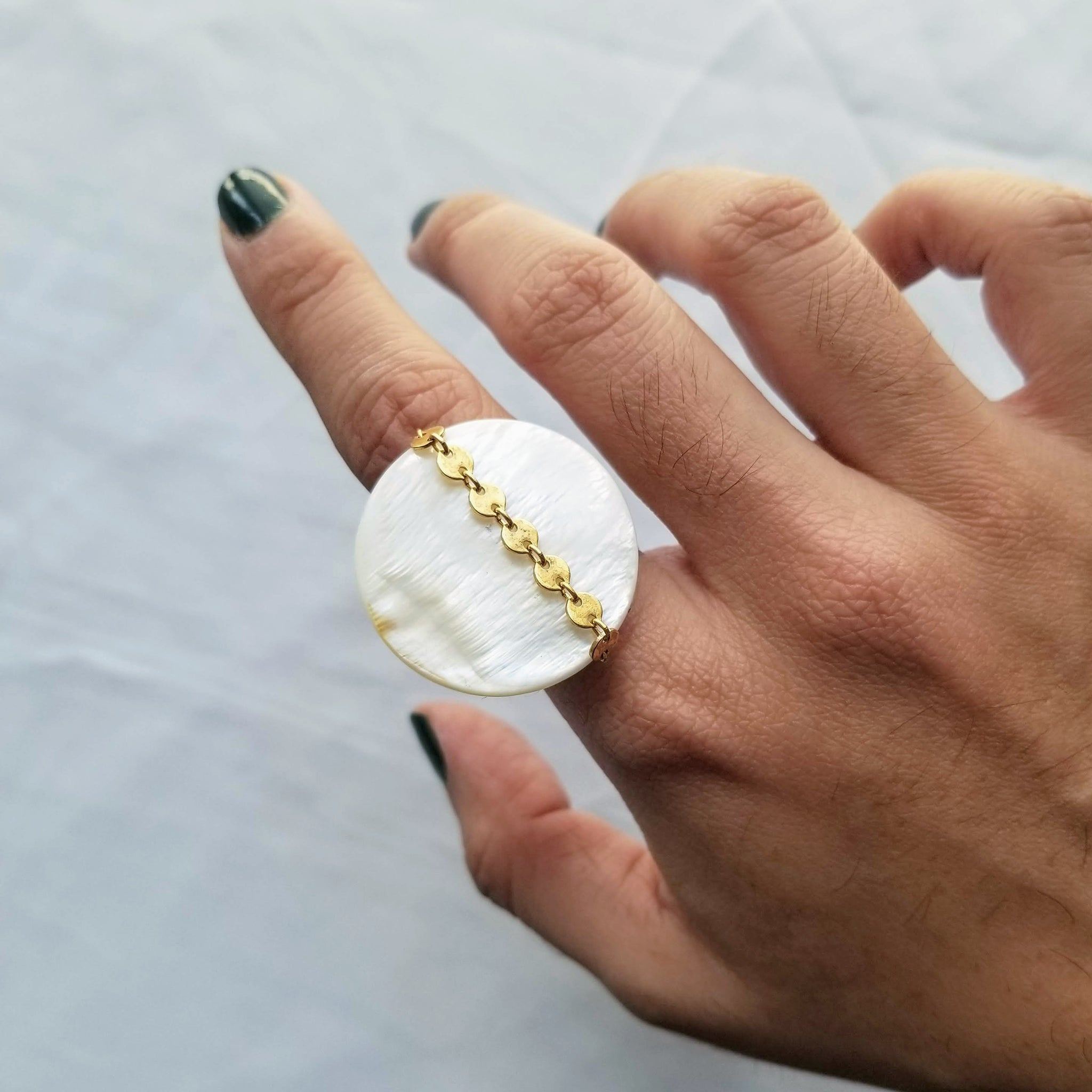 The Epiphany Ring | Gold - FYU DESIGNS