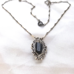 The Release Necklace | Silver - FYU DESIGNS