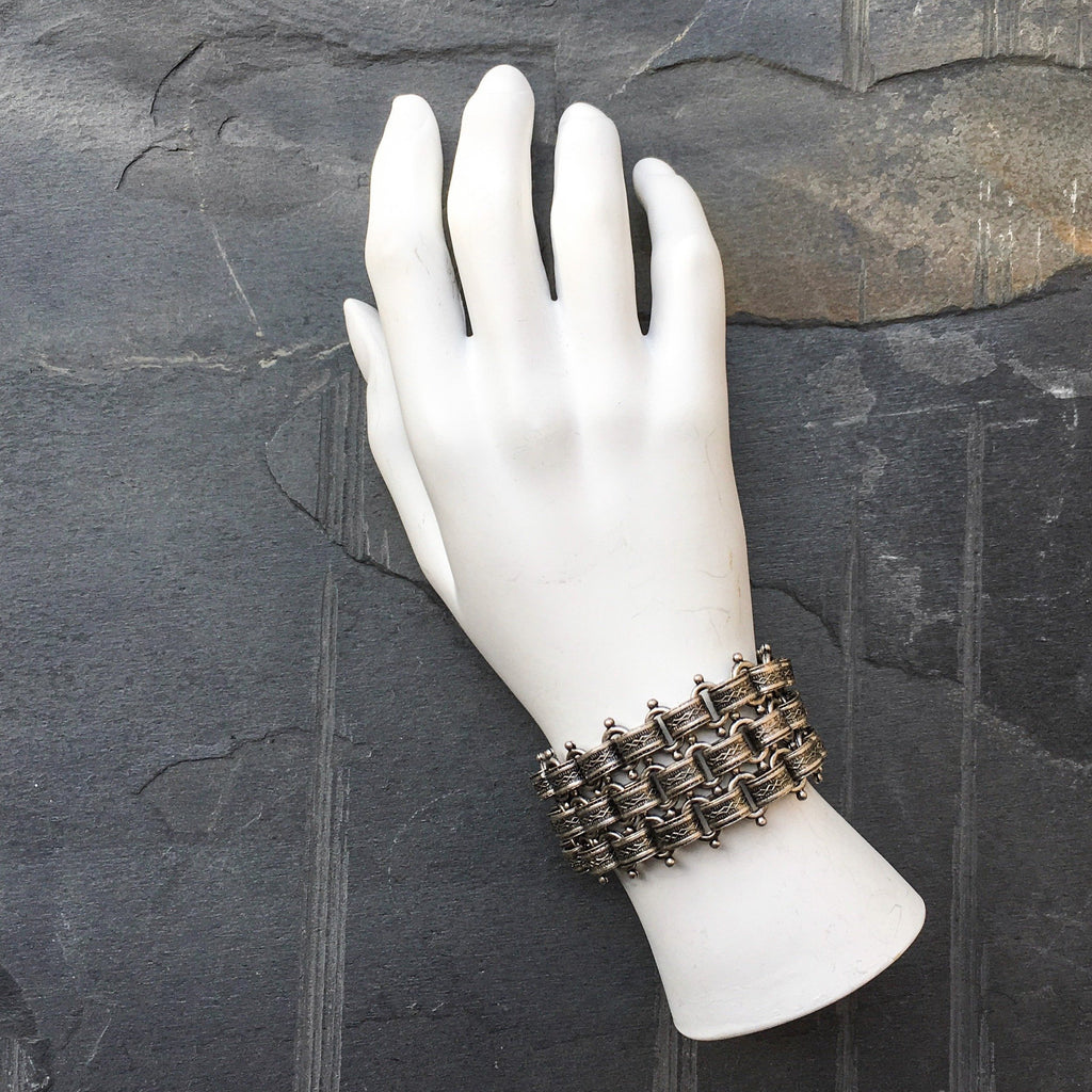The Ada Cuff | Silver - FYU DESIGNS
