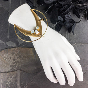 The Eclipse Bracelet | Gold - FYU DESIGNS
