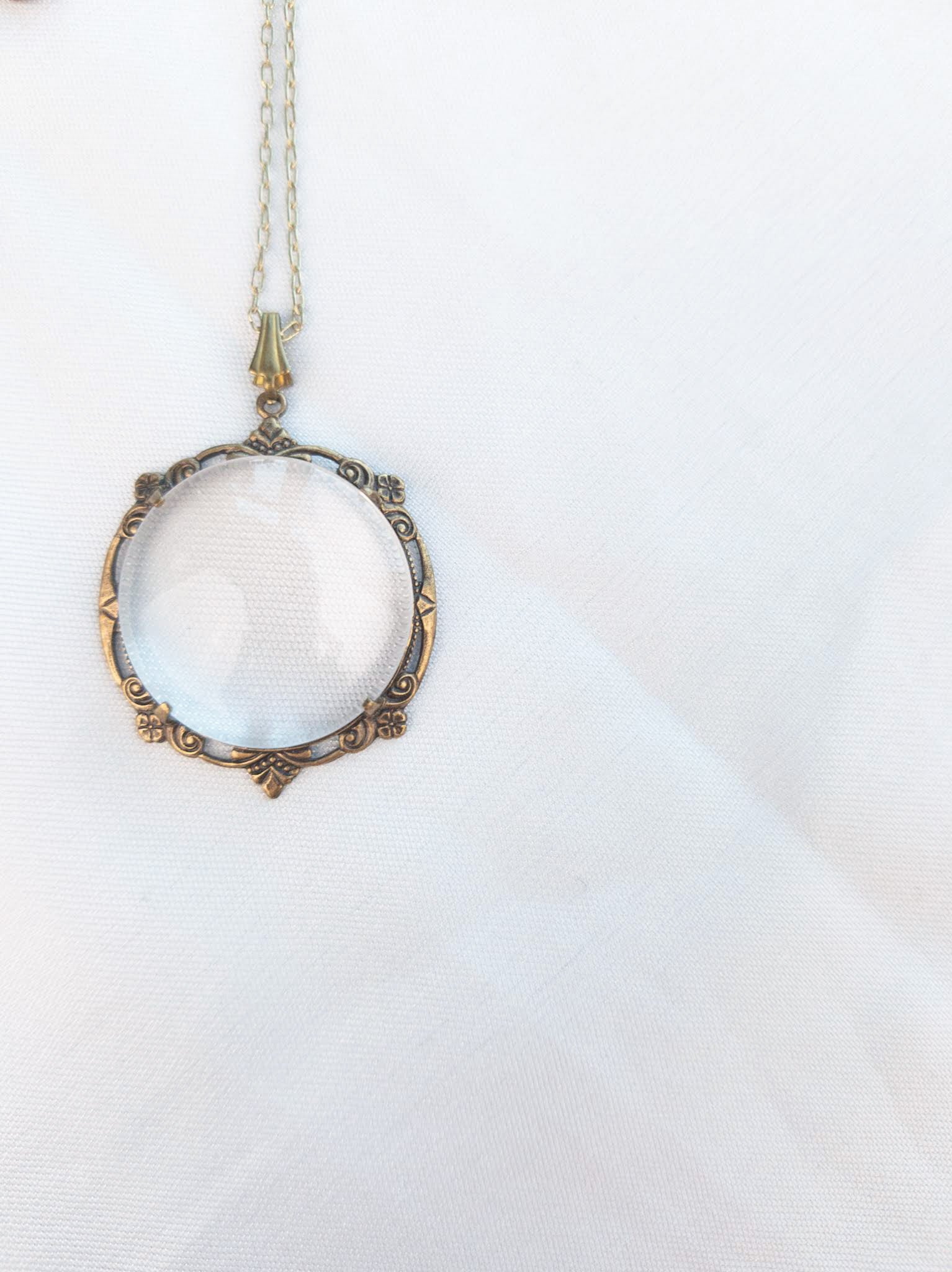 The Portal Necklace | Gold - FYU DESIGNS