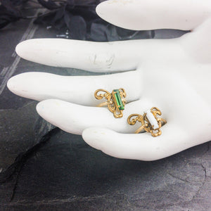 The Elvira Ring | Gold - FYU DESIGNS