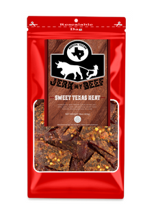 New Texas Size--Sweet Texas Heat (16oz bag)