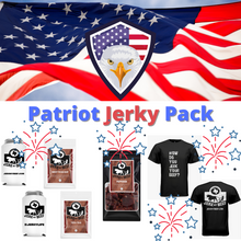 Load image into Gallery viewer, Patriot Jerky Pack