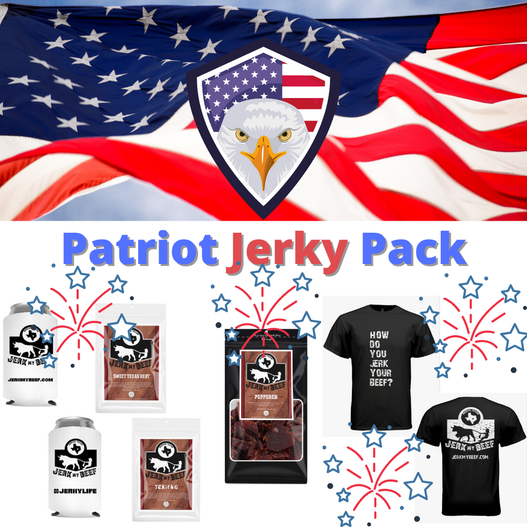 Patriot Jerky Pack
