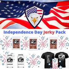 Load image into Gallery viewer, Independence Day Jerky Pack