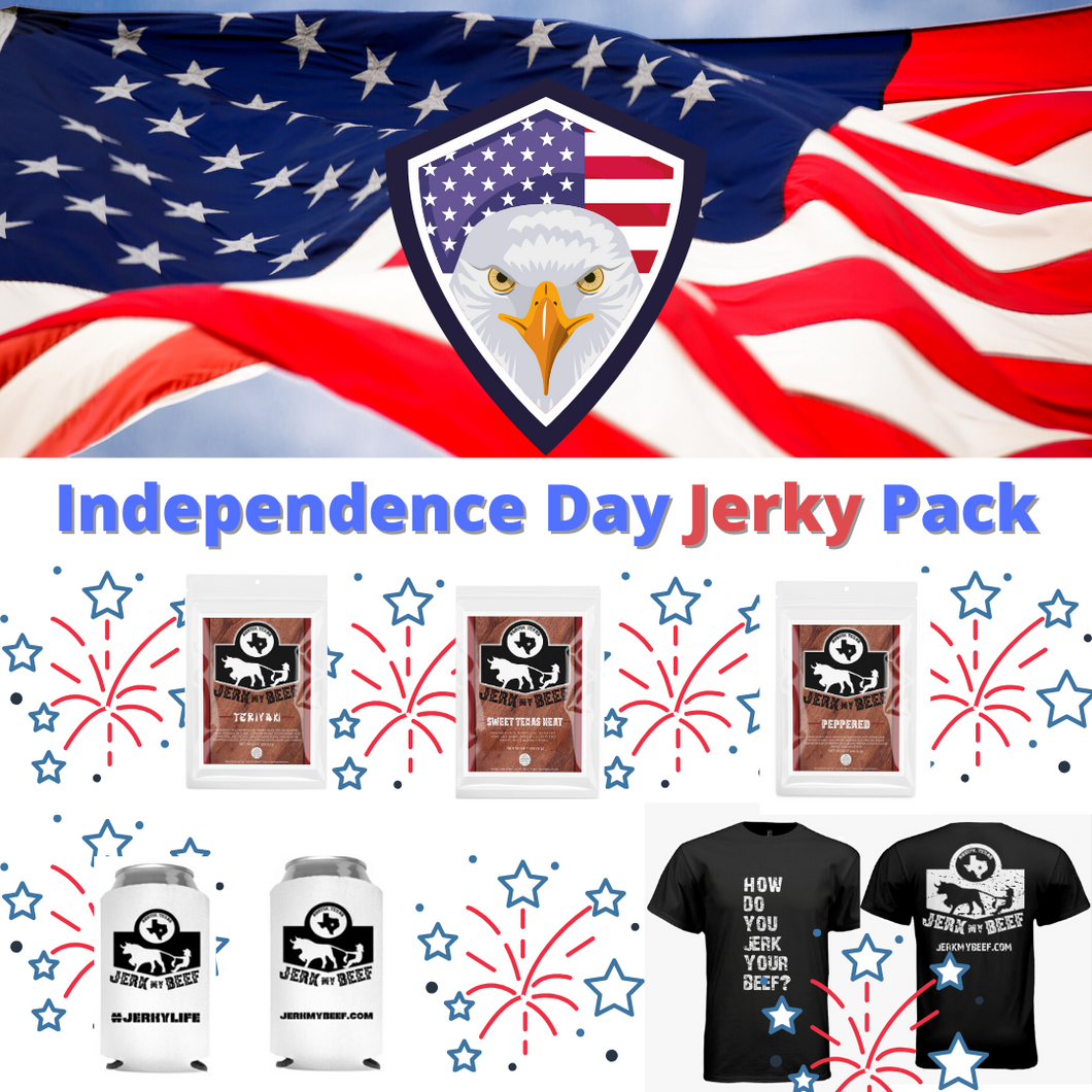Independence Day Jerky Pack
