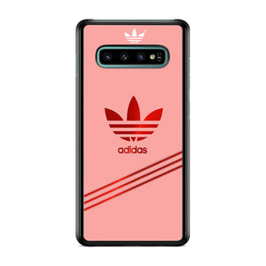Adidas Burning Red Samsung Galaxy S10 Case