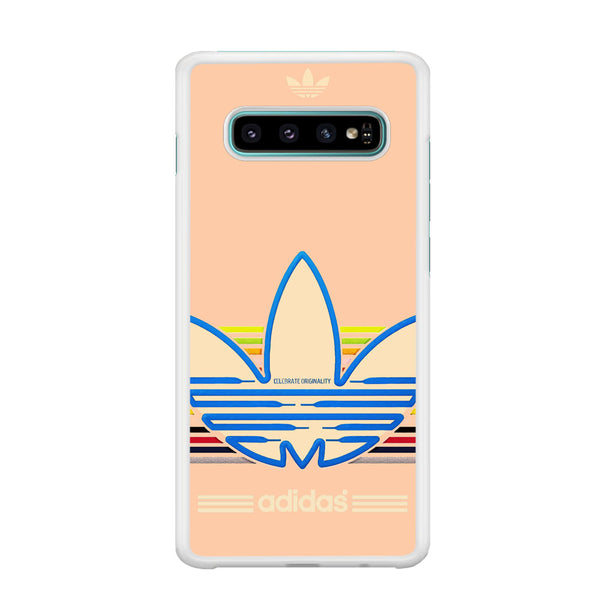 Adidas Celebrate Originality Samsung Galaxy S10 Plus Case