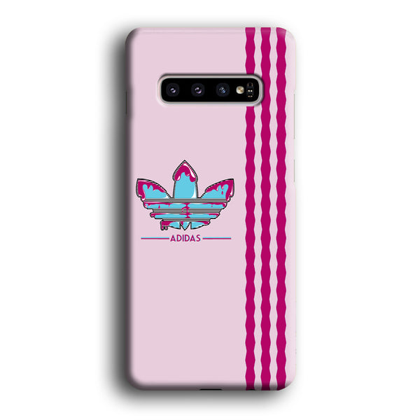 Adidas Vertical Wave Samsung Galaxy S10 Case