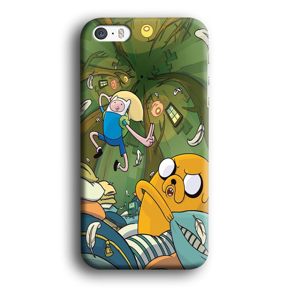 Adventure Time Flying iPhone 5 | 5s Case - carneyforia