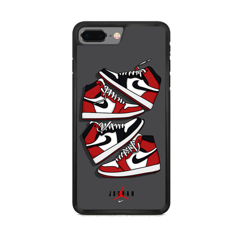 Air Jordan Circle of Teamplay iPhone 7 Plus Case