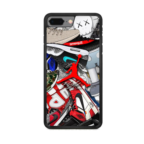 Air Jordan Leader of Layer iPhone 7 Plus Case