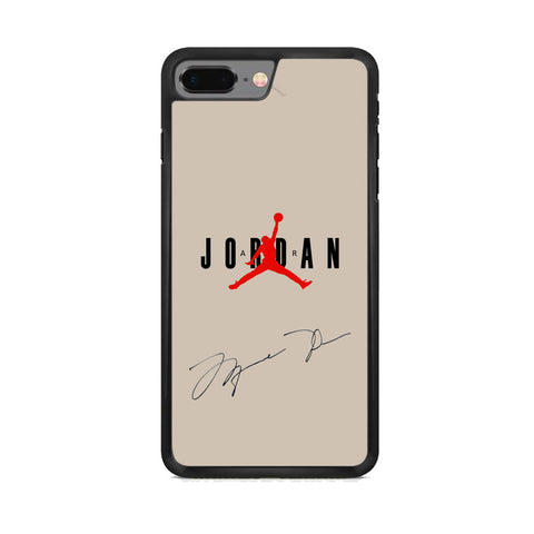 Air Jordan Signature iPhone 7 Plus Case