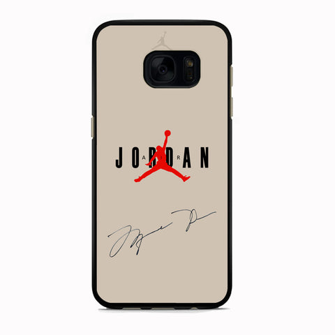 Air Jordan Signature Samsung Galaxy S7 Case
