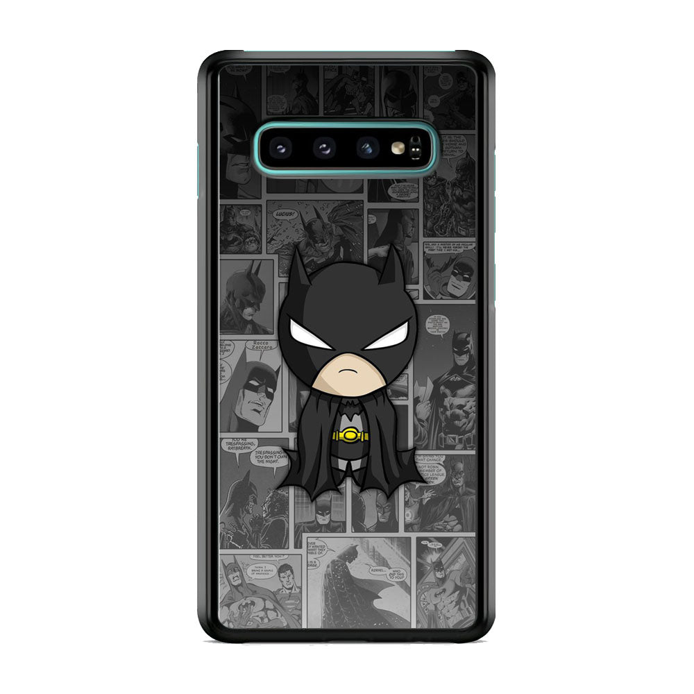 Batman Comic Wallpapers Samsung Galaxy S10 Plus Case