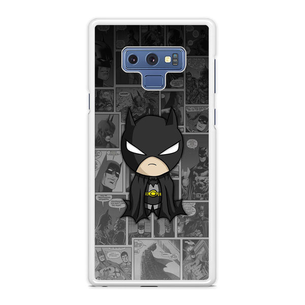 Batman Comic Wallpapers Samsung Galaxy Note 9 Case - carneyforia