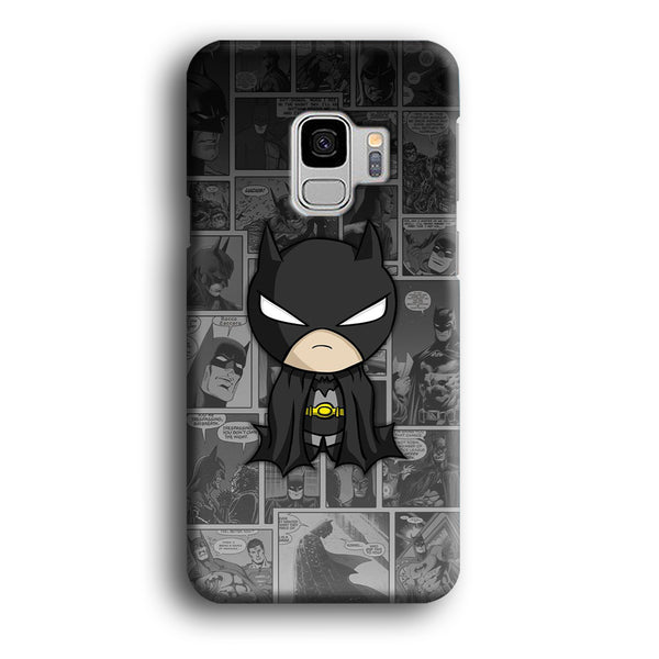 Batman Comic Wallpapers Samsung Galaxy S9 Case