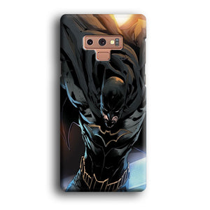 Batman Flying Cloak Samsung Galaxy Note 9 Case - carneyforia