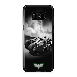 Batman Logo Vehicle Car Samsung Galaxy S8 Case