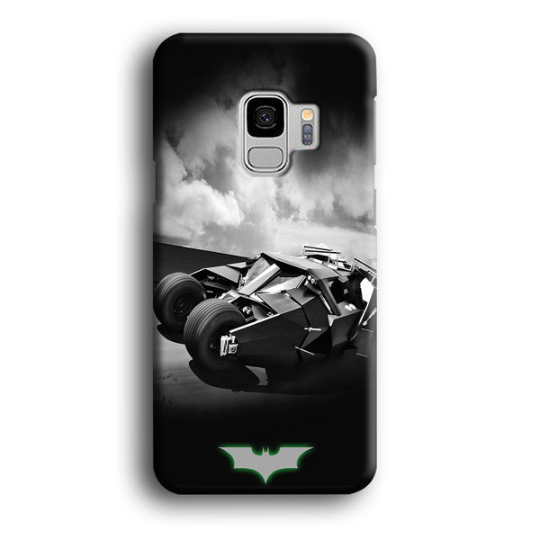 Batman Logo Vehicle Car Samsung Galaxy S9 Case