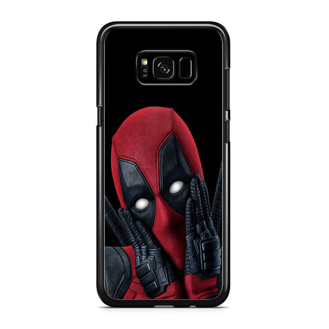 Deadpool Cute Funny Heroes Samsung Galaxy S8 Plus Case