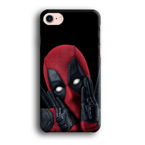 Deadpool Cute Funny Heroes iPhone 8 Case