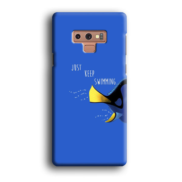 Finding Dory Fish Fin Samsung Galaxy Note 9 Case - carneyforia