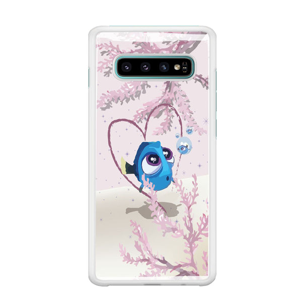 Finding Dory Love Wallpaper Samsung Galaxy S10 Plus Case