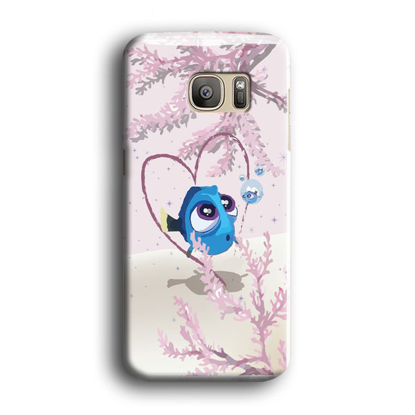 Finding Dory Love Wallpaper Samsung Galaxy S7 Case - carneyforia