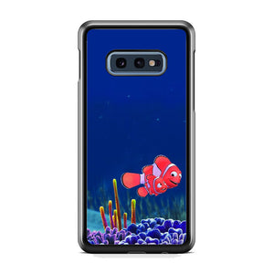 Finding Nemo And Daddy Samsung Galaxy S10E Case