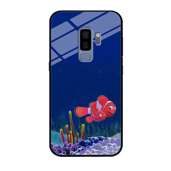Finding Nemo And Daddy Samsung Galaxy S9 Plus Case