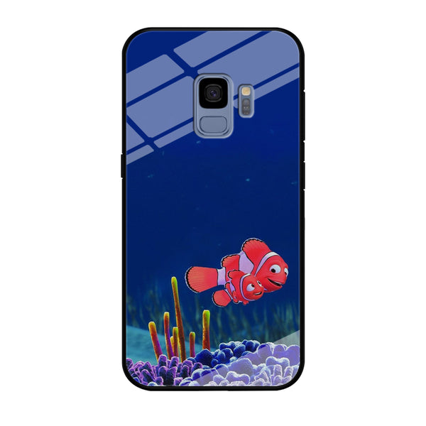Finding Nemo And Daddy Samsung Galaxy S9 Case