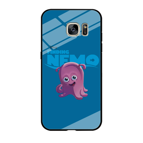 Finding Nemo Pearl Wallpaper Samsung Galaxy S7 Edge Case - carneyforia