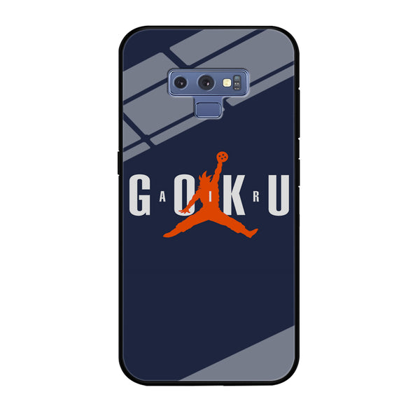 Goku Air Jordan Slumdunk Samsung Galaxy Note 9 Case