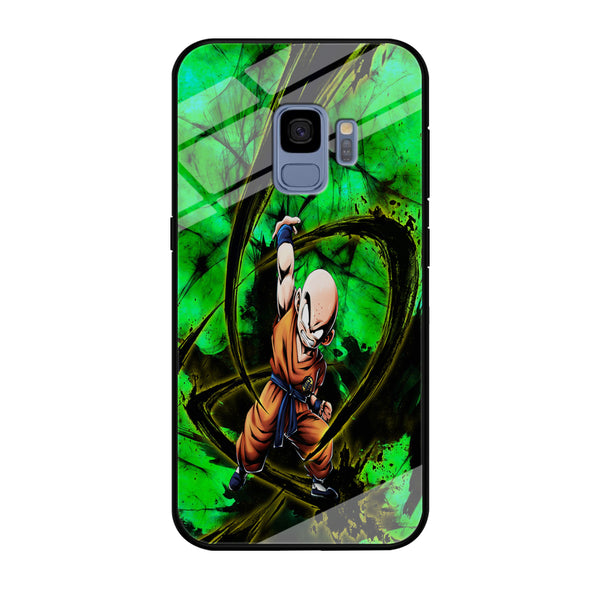 Goku Krillin Beattle Style Power Full Samsung Galaxy S9 Case
