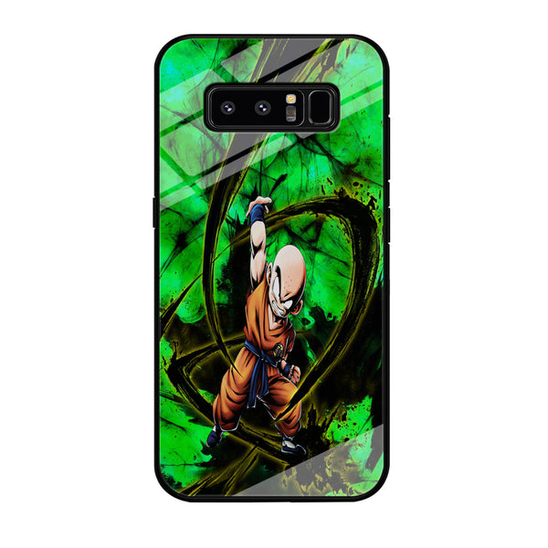Goku Krillin Beattle Style Power Full Samsung Galaxy Note 8 Case - carneyforia