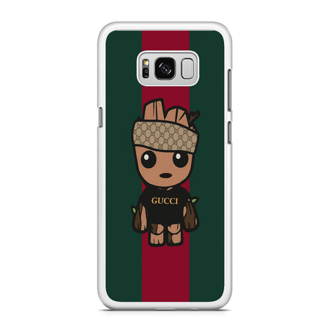 Gucci Baby Grooth Samsung Galaxy S8 Plus Case