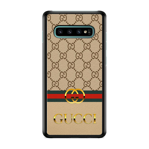 Gucci Gold Clasp Samsung Galaxy S10 Plus Case