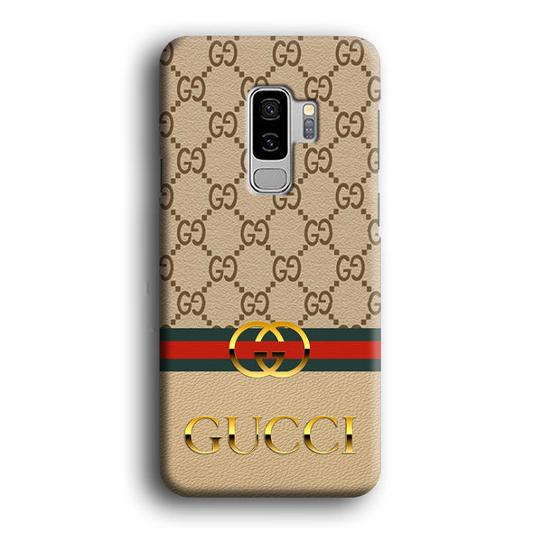 Gucci Gold Clasp Samsung Galaxy S9 Plus Case