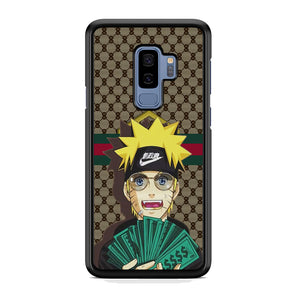 Gucci Naruto Rich Samsung Galaxy S9 Plus Case