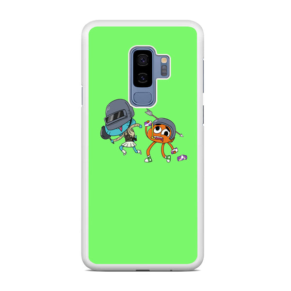 Gumall And Darwin Play Beattle Samsung Galaxy S9 Plus Case