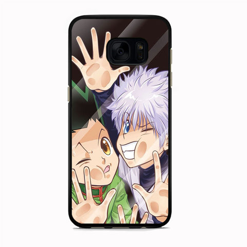 Hunter X Hunter Gon Killua Samsung Galaxy S7 Case