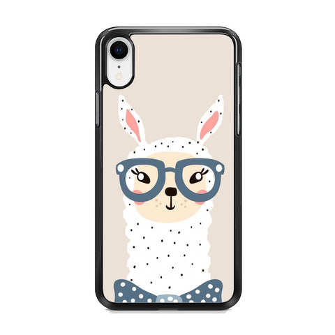 Ilama, Tell Me a Story iPhone XR Case
