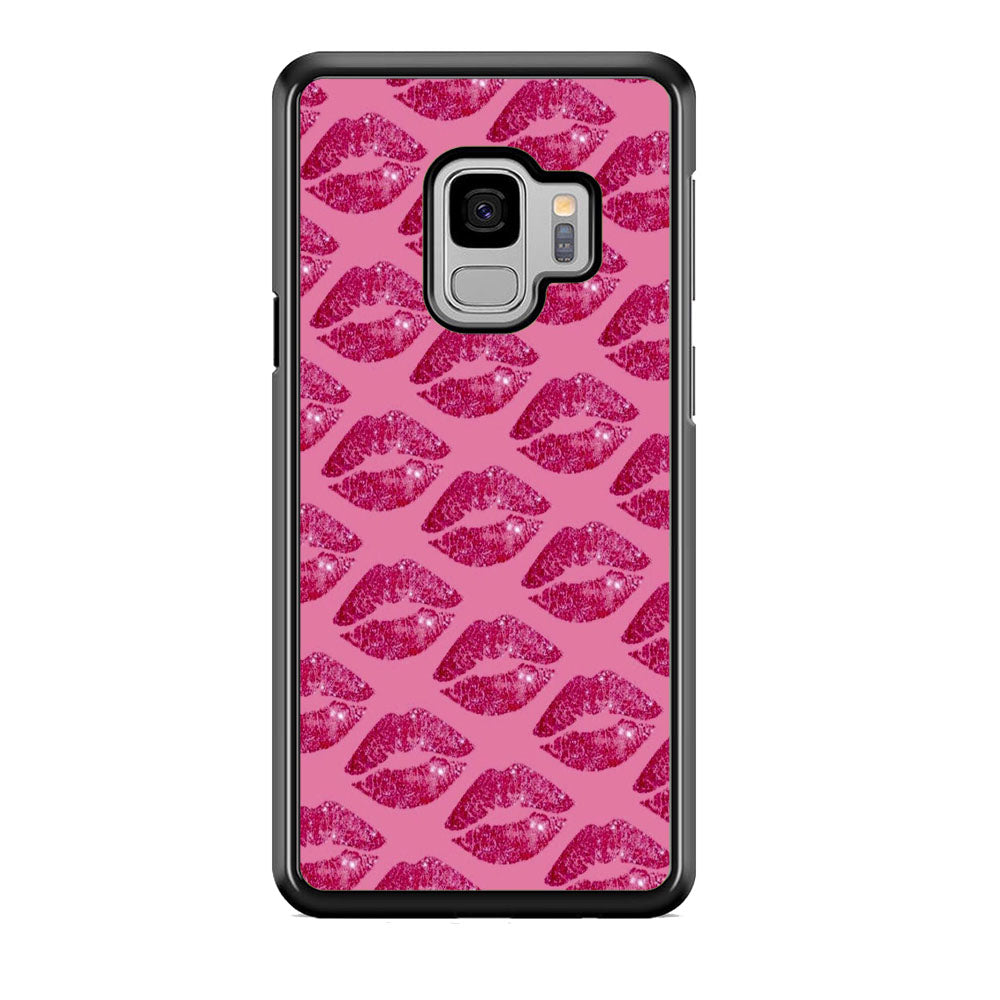 Lips Before Morning Samsung Galaxy S9 Case