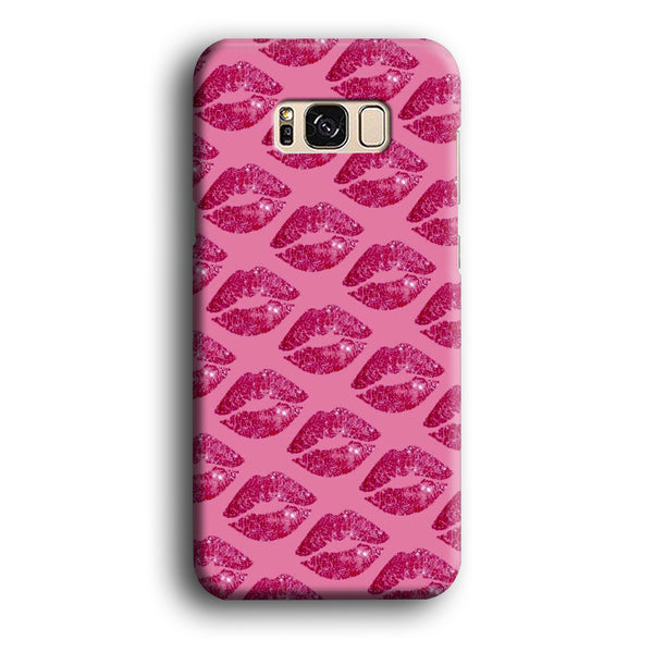 Lips Before Morning Samsung Galaxy S8 Plus Case