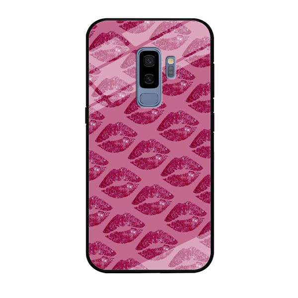 Lips Before Morning Samsung Galaxy S9 Plus Case