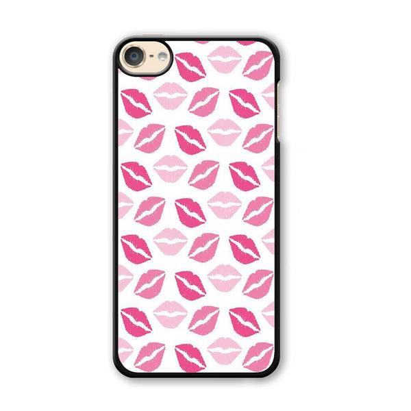 Lips, Love and Kiss iPod Touch 6 Case