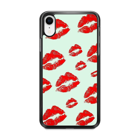 Lips Tender-Hearted iPhone XR Case